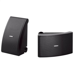 YamahaNS-AW592 Black All-weather Speakers