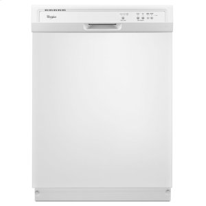 Dishwasher With The 1-Hour Wash Cycle - WHITE