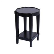 Byrnes Grey Side Table