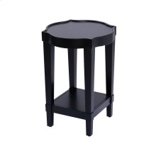 Byrnes Side Table In Grey