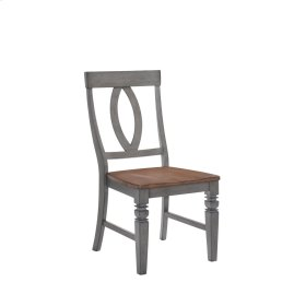 ST.PETE Napoleon Side Chair