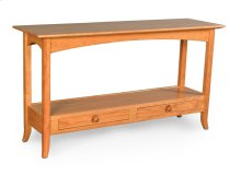 Shaker Hill Sofa Table