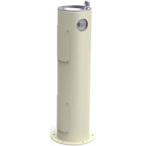 Elkay Outdoor Fountain Pedestal Non-Filtered, Non-Refrigerated Beige Product Image