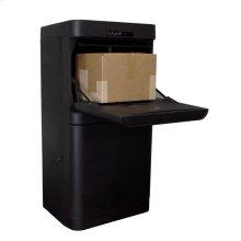 Parcel Guard: The Smart Mailbox (Black)