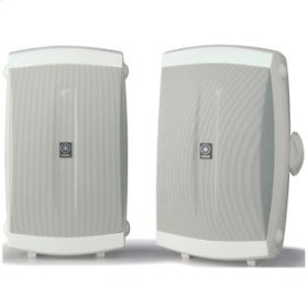 NS-AW350 White High Performance Outdoor 2-way Speakers
