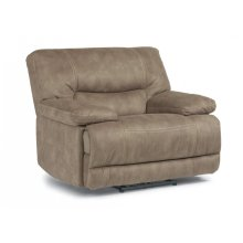 Delia Fabric Power Recliner