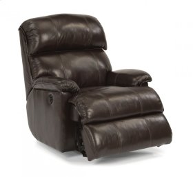 Geneva Leather Power Recliner