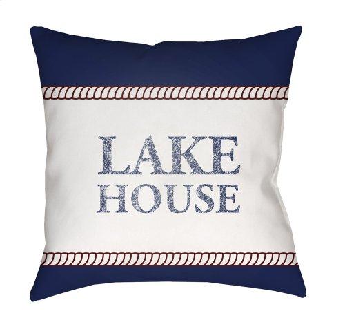"Lake House LAKE-006 18"" x 18"""