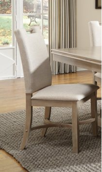 Sonoma Upholstered Chair Weathered Gray Product Image