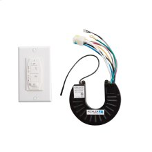 6 Speed DC Wall Control System White