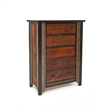 Cody - 5 Drawer Upright Chest