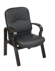 Bonded Leather Visitors Chair Product Image