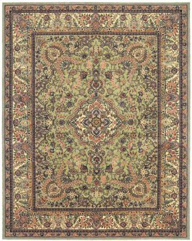 Nourison 2000 2005 Ltg Rectangle Rug 7'9'' X 9'9''