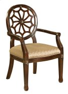 Spider Web Back Accent Chair Product Image