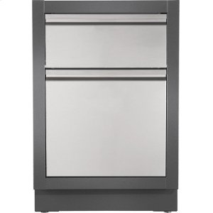 Napoleon GrillsOASIS Waste Drawer Cabinet , Grey