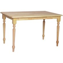 Rectangular Table in Natural