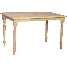 Rectangular Table in Natural