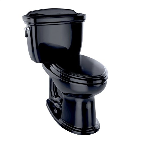 Eco Dartmouth® Two-Piece Toilet, 1.28 GPF, Elongated Bowl - Ebony