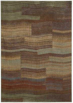Somerset St87 Aqu Rectangle Rug 5'3'' X 7'5''