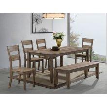 Sean Dining Chair Medium Brown