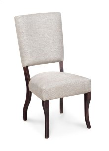 Addison Side Chair, Fabric Seat and Back