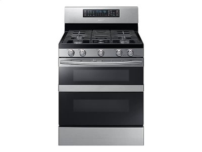 5.8 cu. ft. Freestanding Gas Range with 16K and 15K BTU Power Burners Product Image