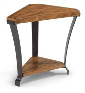 Kenwood Wedge Table
