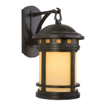 Sahara Collection 9.1-Inch Fluorescent Exterior Sc