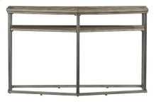 Sofa/Console Table - Ash Blonde Finish