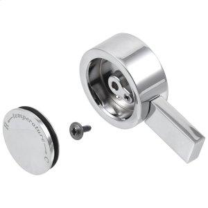 Chrome Temperature Knob & Cover - 17T Series Product Image