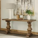 Hawthorne - Console Table - Barnwood Finish Product Image