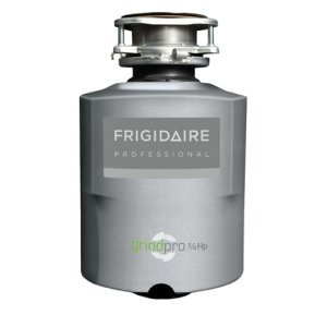 Frigidaire Pro PROFESSIONAL  3/4 HP Batch Feed Waste Disposer