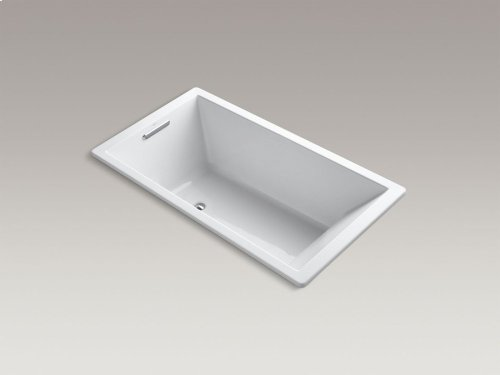 "Cashmere 66"" X 36"" Drop-in Vibracoustic Bath With Bask Heated Surface"