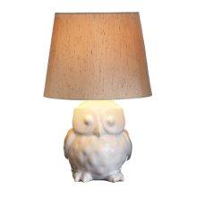 Owl Lamp. 40W Max.