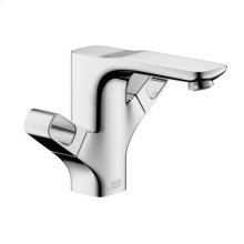 Chrome Urquiola 2-Handle Single-Hole Faucet