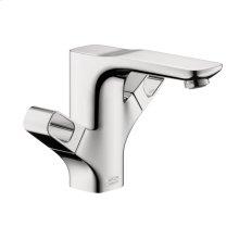 Chrome Urquiola 2-Handle Single-Hole Faucet
