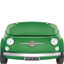SMEG500 Cooler, Green