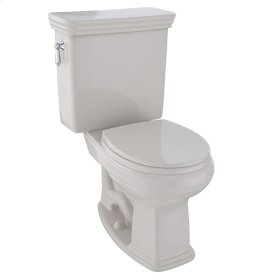 Promenade® Two-Piece Toilet, 1.6 GPF, Round Bowl - Sedona Beige
