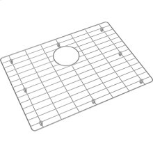 "Crosstown Stainless Steel 21-1/2"" x 15-3/4"" x 11/16"" Bottom Grid"