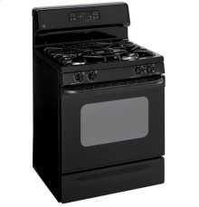 "GE® 30"" Free-Standing Gas Range with Warming Drawer"