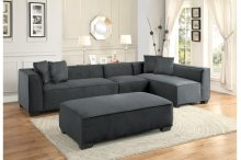 L Left Side 2-Seater/Right Side Chaise