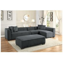 Left Side 2-Seater/Right Side Chaise