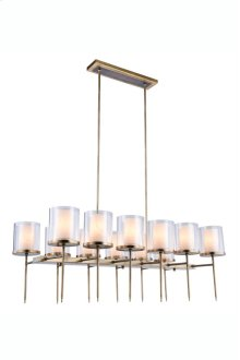 12 Lights 1504G47 Bradford Collection