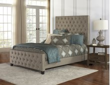 Savannah King Bed - Orly Natural