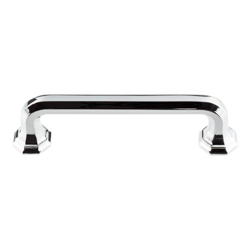 Elizabeth Pull 3 3/4 inch - Polished Chrome