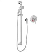 Commercial Shower System, 1.5 gpm - Polished Chrome