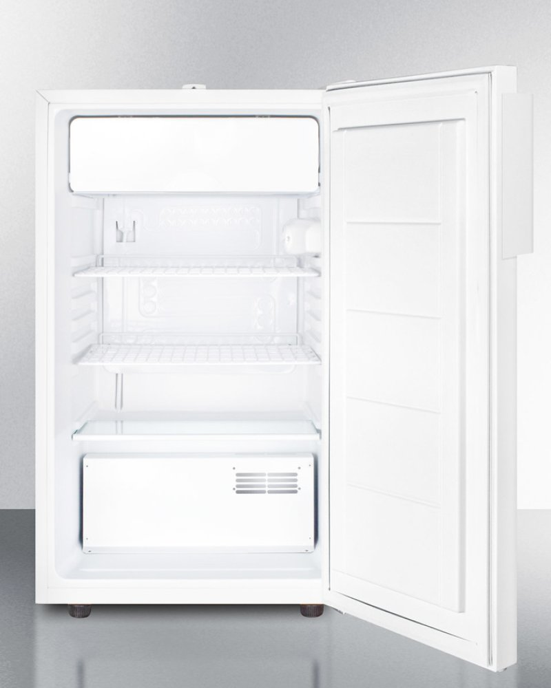 Commercial refrigerator for home use - Hidden Additional 20 Wide Commercial Refrigerator Freezer For Freestanding Use With A Traceable Thermometer
