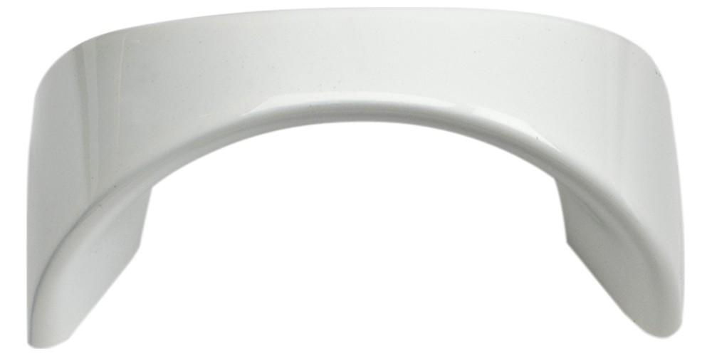 Sleek Knob 1 1/4 Inch (c-c) - High White Gloss