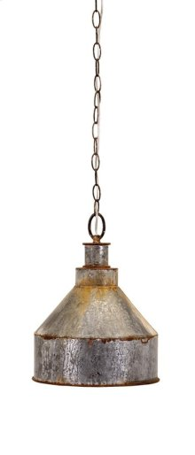 Rogers Galvanized Pendant Light