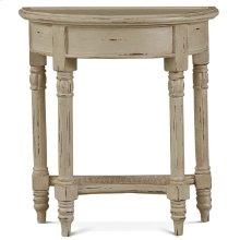 Montego Demi-lune Side Table